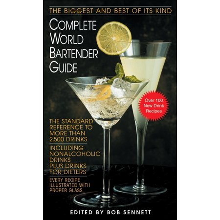 Complete World Bartender Guide : The Standard Reference to More than 2,500 - Halloween Drinks Tipsy Bartender