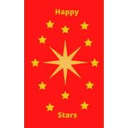 Happy Stars: Familien-Essen-Planer (Paperback)