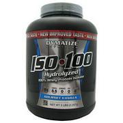 Dymatize  Iso-100, Gourmet Vanilla, 5 LB