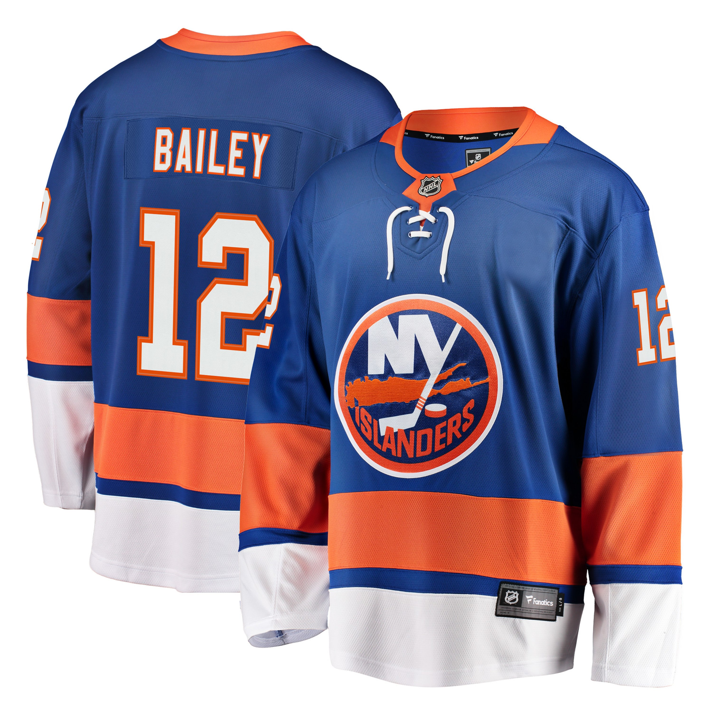 competitive price d5cb9 3ffff Josh Bailey New York Islanders NHL Fanatics Breakaway Home Jersey