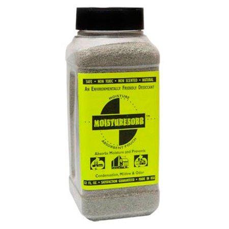 MOISTURESORB Natural Moisture Remover Eco Desiccant Powder: 2 lb.