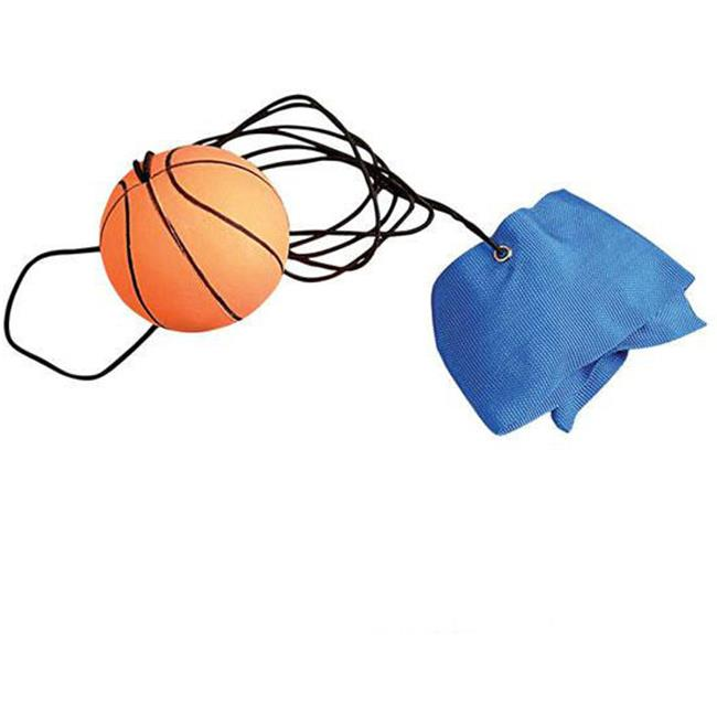 DDI 1894976 2.25 in. Rubber Basketball Return Ball by