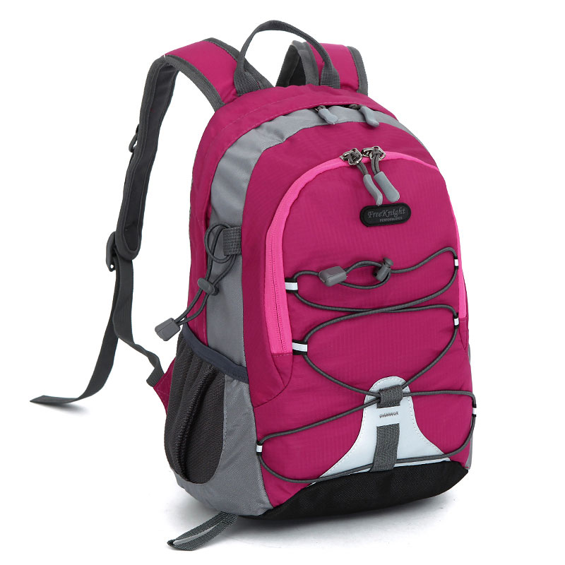 "Ktaxon 12"" Kids Backpack,  School Bag, Travel Camping  Bag for Girls Boys Waterproof Nylon Rucksack,Colors Optional"