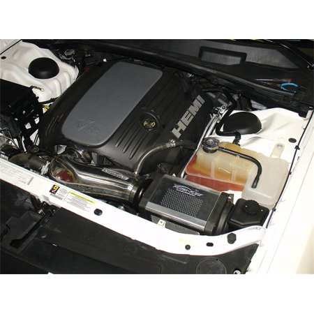 SP5023P-FIAT Tuned Cold Air Intake w/ MR Technology and Super NanoWeb Dry Filter - image 1 of 2