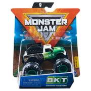 Monster Jam, Official BKT Truck, Die-Cast Vehicle, Ride Trucks Series, 1:64 Scale