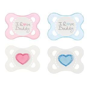 MAM Love & Affection Collection Pacifiers - 2 CT