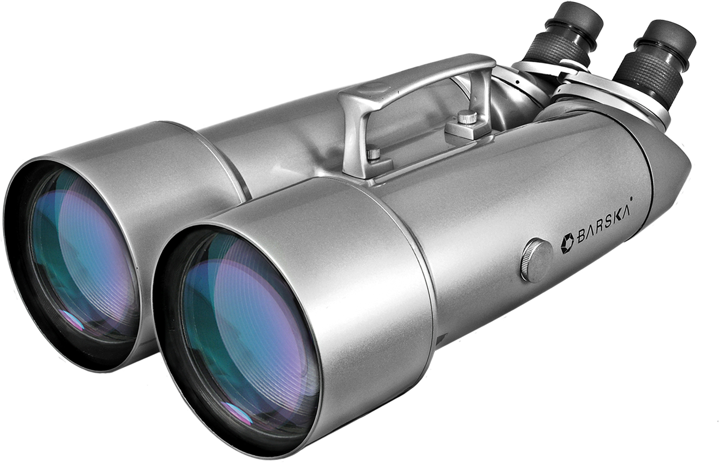 20x,40x100mm WP, Encounter, Jumbo Binoculars, Bak-4, MC, Green Lens, w  Premium HC by Barska