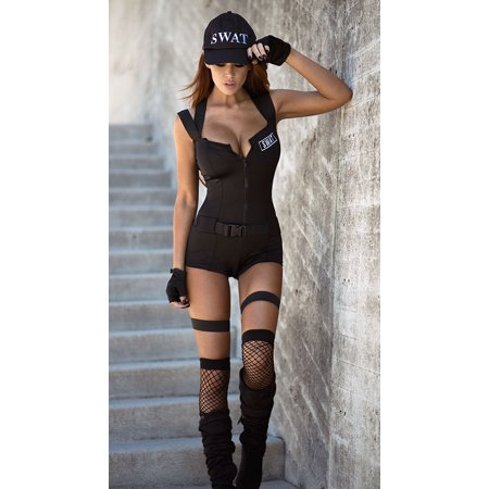 Yandy Costumes (Yandy Swat Hottie Costume, Sexy Swat)