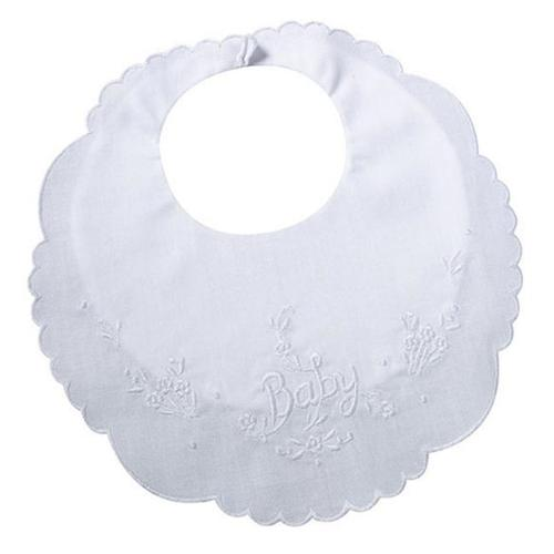 Lillian Rose Baby Bib, Available in Various Colors