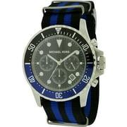 Michael Kors Men's Everest Grosgrain Watch MK8398