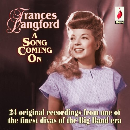 Frances Langford - Song Coming on [CD]