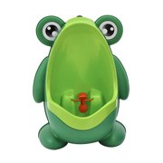 BH Baby Potty Training Little Boys' Urinal - Green Frog