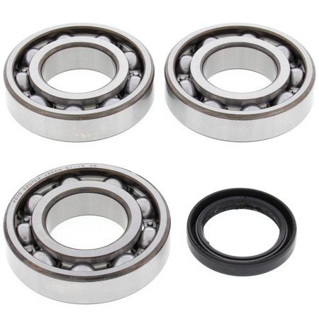 New Crank Bearing and Seal Kit 24-1076 for Polaris ATV PRO 500 4x4 02