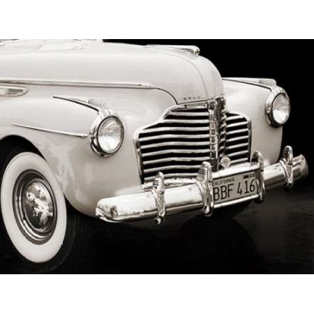 1947 Buick Roadmaster Convertible Poster Print by Gasoline Images