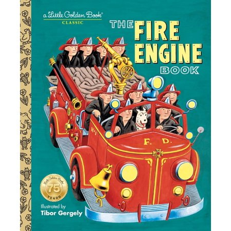 The Fire Engine Book - Engine Headcover
