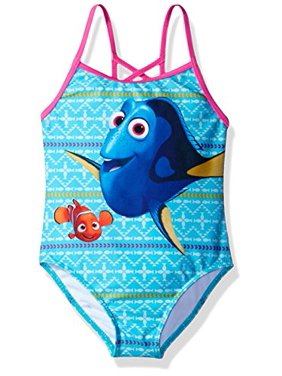 1290f4d3e1 Product Image Disney Big Girls  Finding Dory Swimsuit