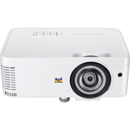 ViewSonic PS600X XGA Short Throw DLP Projector for Business and Education, 3,500 lumens, native XGA 1024x768 resolution by Viewsonic