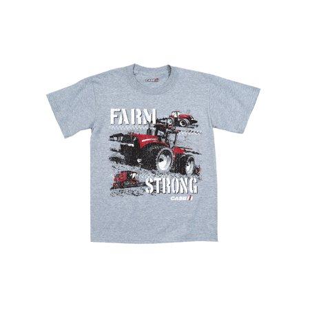CASE IH FARM STRONG Toddler Tractor T - Boys Farm