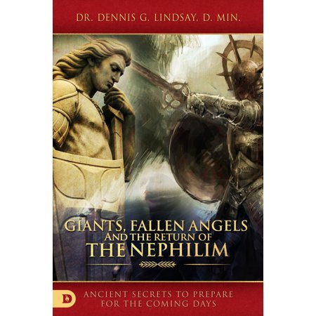 Fallen Angel Make Up (Giants, Fallen Angels, and the Return of the Nephilim : Ancient Secrets to Prepare for the Coming)