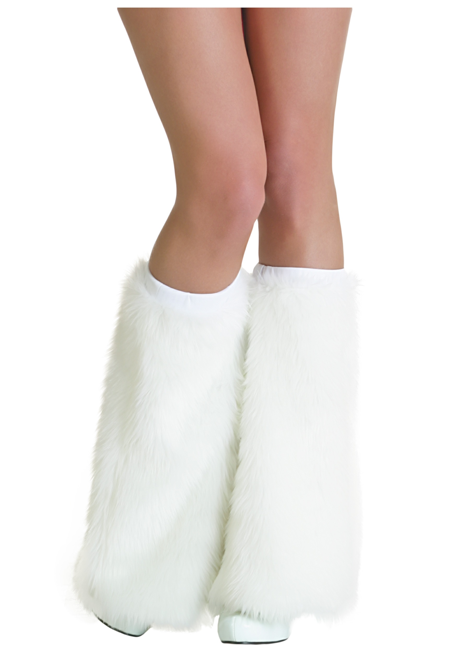 Fun Costumes Adult Black Furry Boot Covers