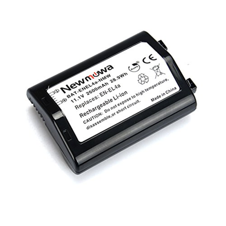Newmowa EN EL4 EN EL4A Rechargeable Li ion Battery for MB D10 Battery Pack and Nikon D2H D2Hs D2X D2Xs D3 D3s