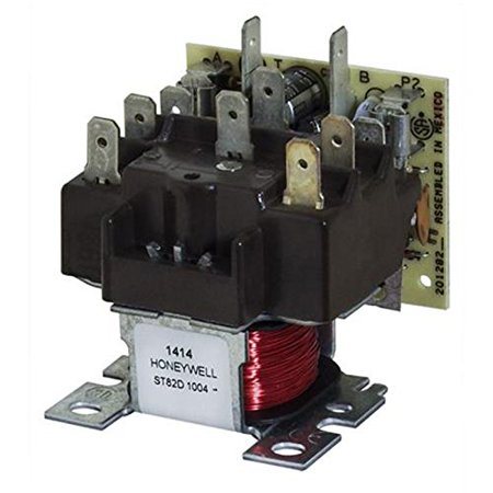 Honeywell ST82D1004 Time Delay Relay W DPDT Switching