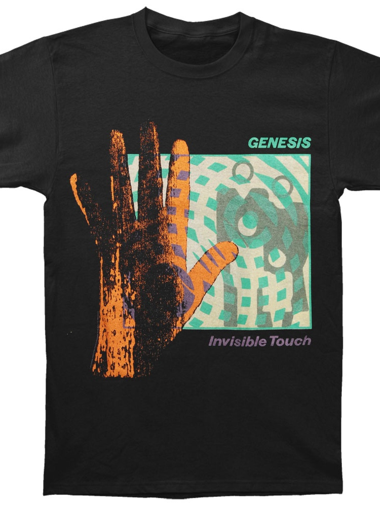 Genesis Men/'s Invisible Touch Tour Sweatshirt