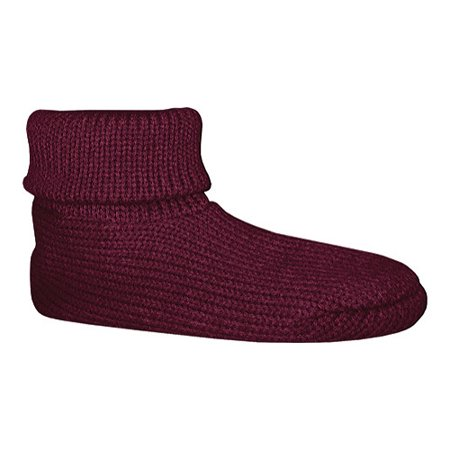- MUK LUKS - Cuff Slipper Sock with Anti-Skid Sole