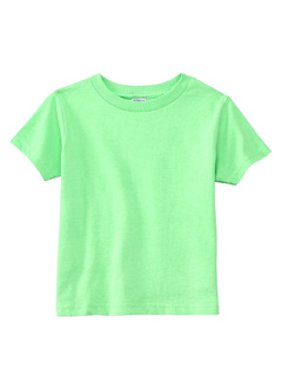 Rabbit Skins Toddler Cotton Jersey T-Shirt