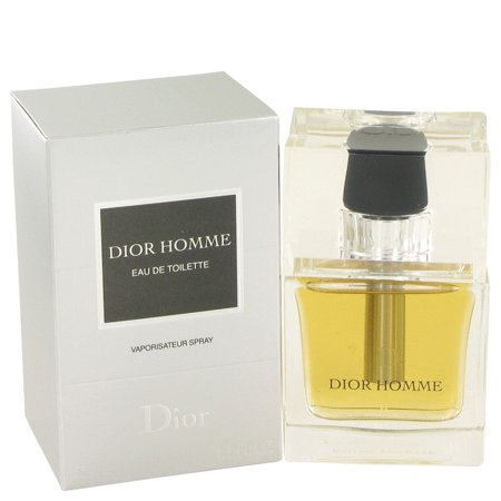 Christian Dior Dior Homme Eau De Toilette Spray for Men 1.7 oz Dior Homme Mens Leather
