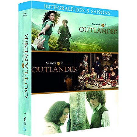 Outlander - Complete Series 1-3 - 15-Disc Box Set [ Blu-Ray, Reg.A/B/C Import - France ] - Halloween Movie Series Box Set
