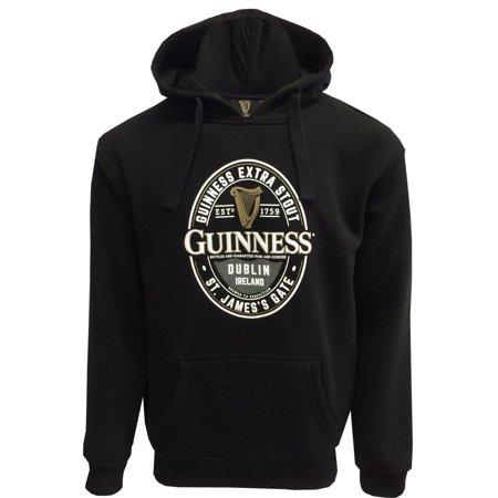 Black Guinness Label St. James Gate