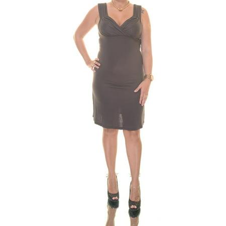 INC International Concepts Women's V-Neck Empire Waist Dress Size XS - International Dress