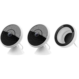 Logitech Circle 2 Network Camera 2 Pack Color 961000469