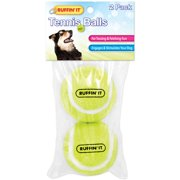 Tennis Balls Dog Toy, 2pk