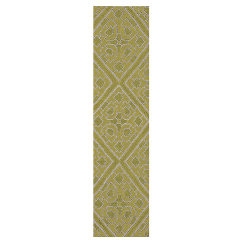 Beth Lacefield Fremont Fern Green Area Rug
