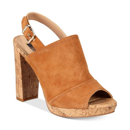 c44764aec55 INC International Concepts - INC International Concepts Women s Tangia  Platform Block-Heel Sandals - Walmart.com