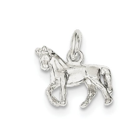 Horse Charm Jewelry - Sterling Silver Horse Charm