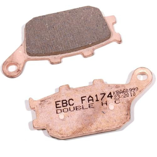 EBC Double-H Sintered Brake Pads Rear Fits 98-05 Honda VTR1000F Super Hawk 996