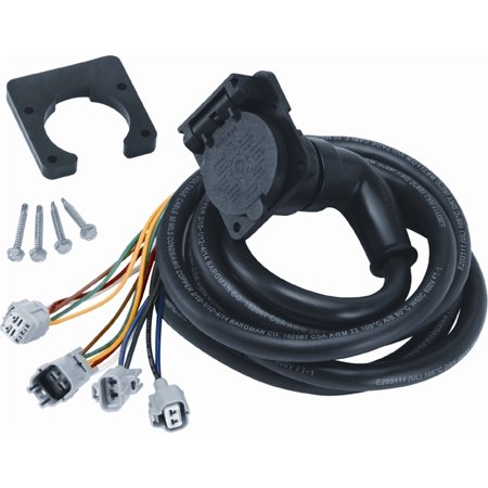 Welder Up Garage Location likewise Jeep Jk Trailer Wiring furthermore Brake Control Wiring additionally Multi Tow Harness Upgrade For OEM 7 Blade 7 Blade Car End Plus 4 Prong Flat in addition Narvas Quickfit Trailer Connectors Make Fitting Quick And Easy. on 7 pin flat trailer wiring diagram
