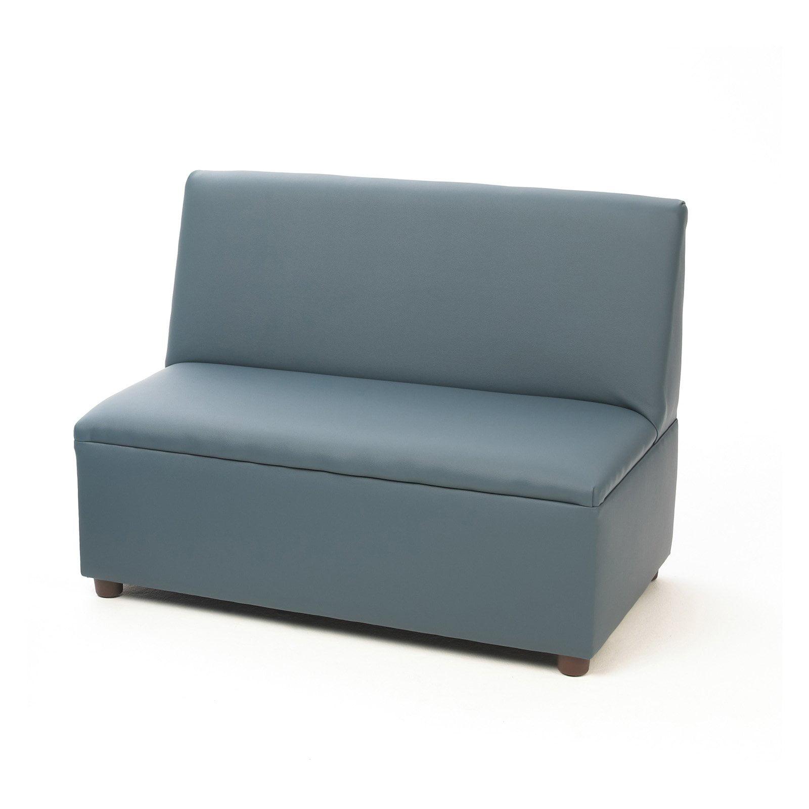 Brand New World Modern Casual Enviro-Child Upholstered Sofa by Brand New World