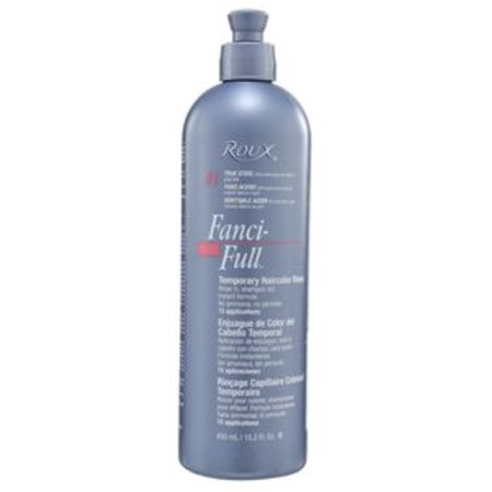 Roux Fanci-Full Temporary Color Rinse 41 True Steel, 15.2 oz ()