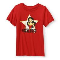 DC Comics Wonder Woman Girl Boss Graphic T-Shirt (Little Girls & Big Girls)