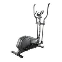 Rivo 4 Elliptical Cross Trainer Exercise Bike (Home Gym Use) by Kettler