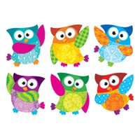 Inc.  Owl Stars Classic Accents Variety Pack