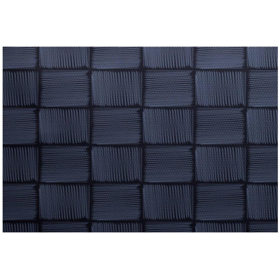 Simply Daisy 3' x 5' Basketweave Geometric Print Indoor Rug