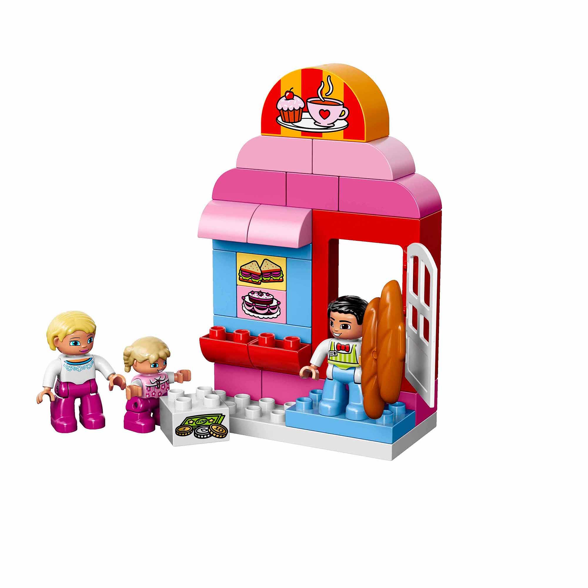 Lego Duplo Town Cafe Walmart