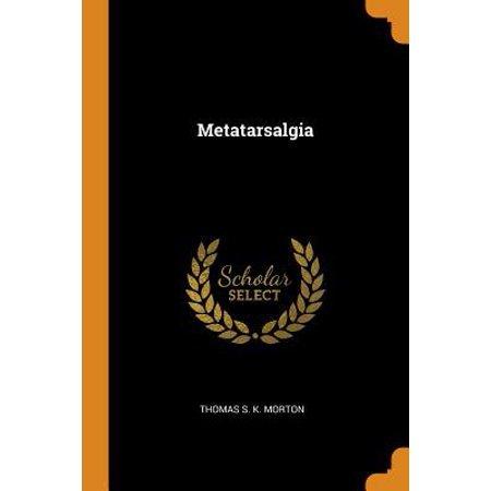 Metatarsalgia Paperback