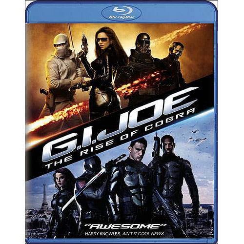 G.I. Joe: The Rise Of Cobra (Blu-ray + Digital Copy) (Walmart Exclusive)