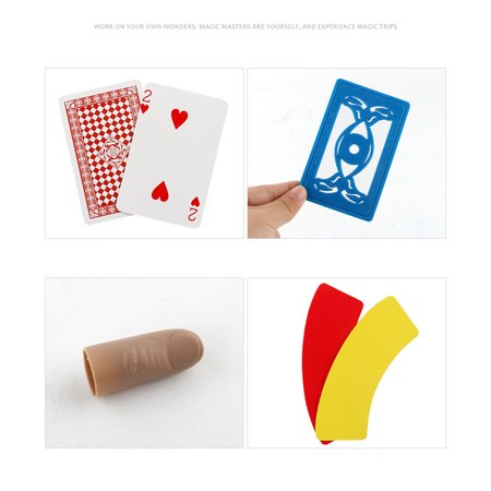 Hanky Magic Trick - Hanky Panky's Junior Magic Set for Kids Magic Tricks Toys for Children DVD Kit R